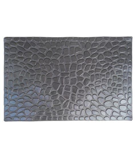 Sdl Pvc Rck Aw 34 firangi grey pvc door mat buy firangi grey pvc door mat at low price snapdeal