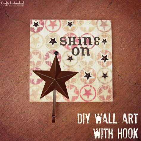 tutorial wall decor diy wall decor tutorial with quot shine on quot quote