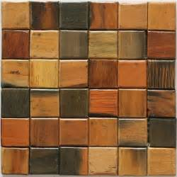 Kitchen Wall Tile Patterns Natural Wood Mosaic Tile Rustic Wood Wall Tiles Nwmt016