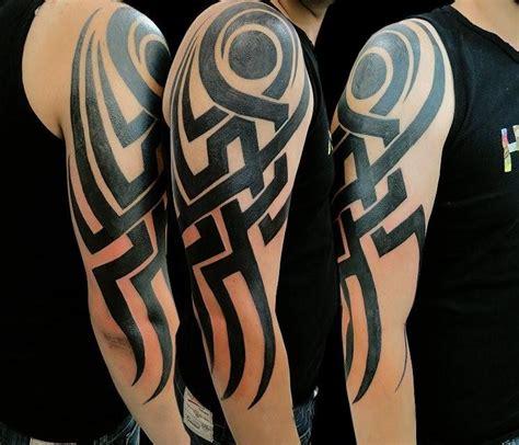 tattoo tribal ombro e braço tattoo no bra 231 o foto 9055 mundo das tatuagens