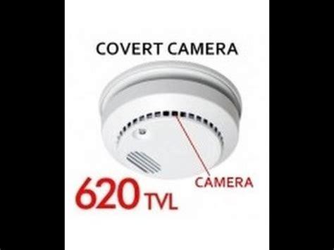 Promo Spycam Smoke Detector smoke detector fully functionally 620 tv