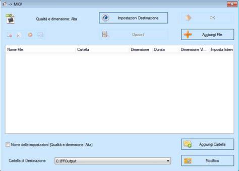 format factory italiano per mac convertire file video audio e immagini con format factory