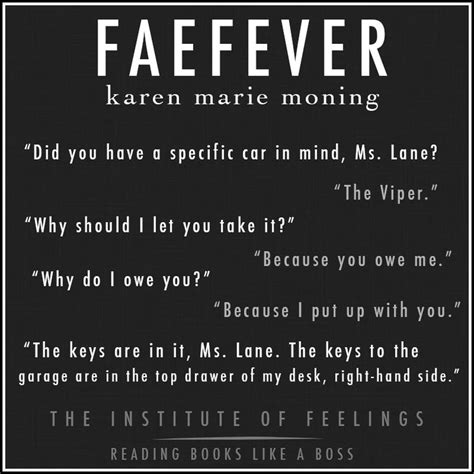 faefever fever series book 3 25 best ideas about moning on