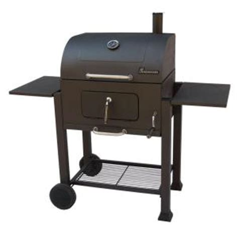 landmann vista charcoal grill 560200 the home depot