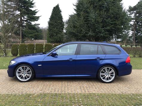 used bmw 3 series sport used 2011 bmw 3 series 3 0 335d m sport touring 5dr for