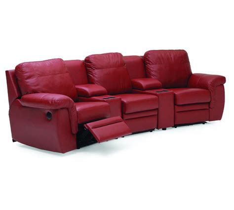 theater sectional sofas 40620 brunswick theater sectional palliser furniture