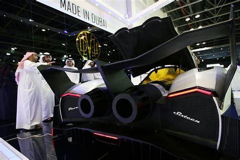 5000 Ps Auto by Devel Sixteen Supersportler Bugatti Made In Dubai Mit
