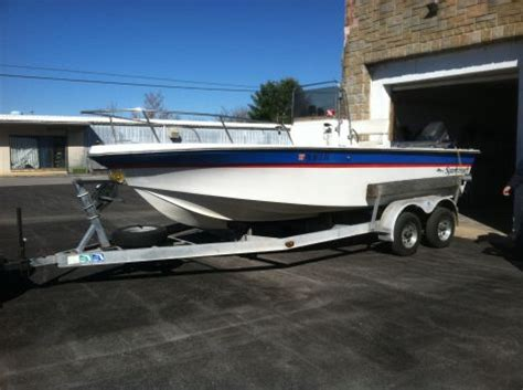 boats for sale in seneca sc 1987 sportcraft center console fisher 205 fishing boat for