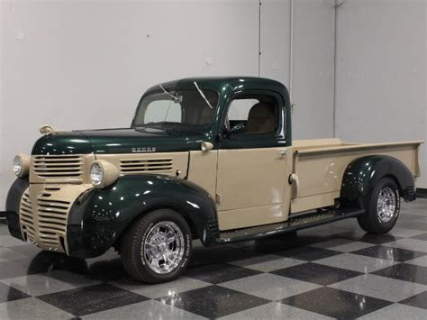 1946 dodge truck for sale green 1946 dodge truck for sale mcg marketplace