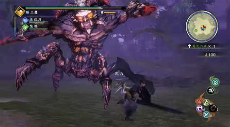 Kaset Ps Vita Toukiden 2 toukiden 2 onuhouko battle gameplay revealed handheld players