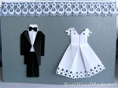 Origami Wedding Invitations - decorate your wedding w original everlasting origami