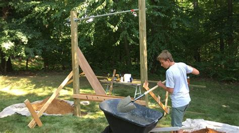 build a backyard pull up bar 1000 ideas about outdoor pull up bar on pinterest pull up bar pull up and outdoor gym
