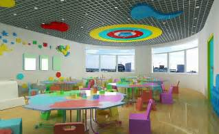 kinder garten kindergarten interior design 3d house