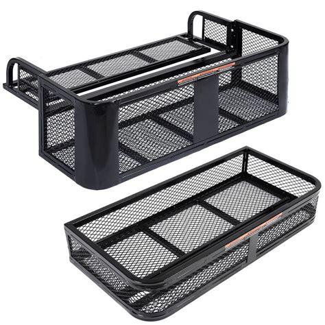 Atv Drop Basket Rack by New Atv Utv Universal Front Rear Set Drop Basket Rack