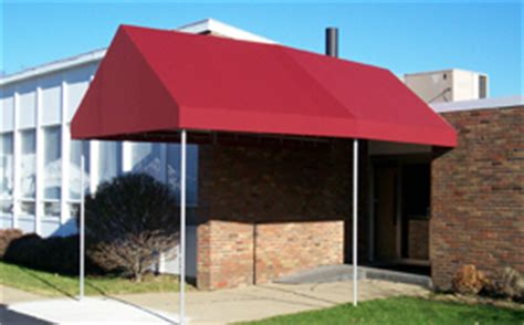 Valley Awning And Tent by Commercial Awnings Valley Awning Tent