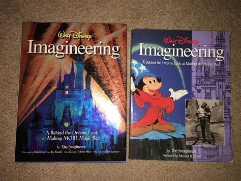walt disney imagineering a the dreams look at more magic real 5 ish books on the future imagineer s list