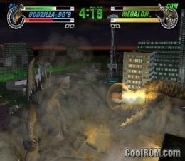 godzilla destroy all monsters melee rom (iso) download