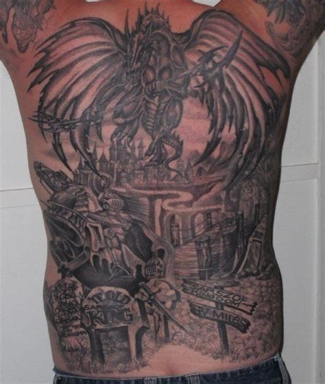 tattoo dragon knight back tattoo dragon knight castle tattoo pinterest