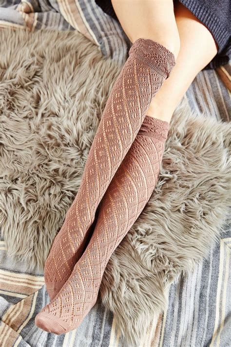 patterned tights urban outfitters 101 best hosiery images on pinterest sock stockings and