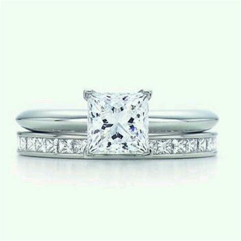 co princess cut engagement ring