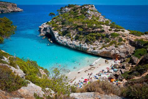 best beach in mallorca greek beaches included in the top european beaches