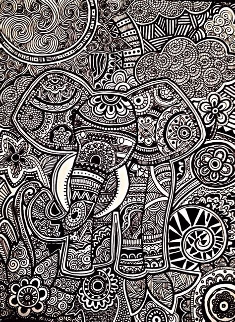 Drawing Zentangle by Zentangle Daniela Hoyos Insta Danielahoyos