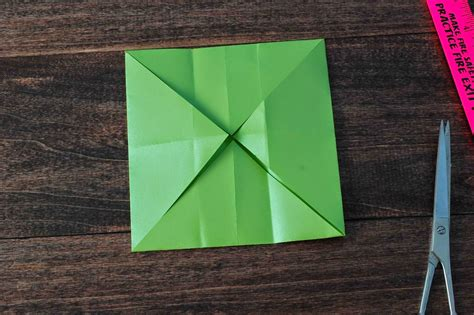 How To Fold A Paper Into 3 Equal Parts - origami organizer paperpapers
