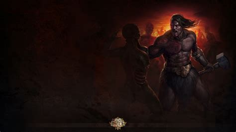 forum announcements  path  exile wallpapers
