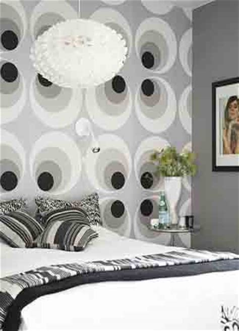 bedroom wallpaper in black white and gray one wall bedroom wallpaper in black white and gray one wall