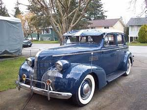 1939 Pontiac For Sale 1939 Pontiac Chieftain For Sale Surrey Columbia