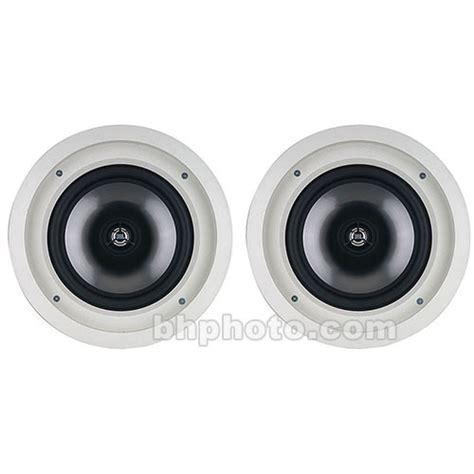 jbl sp8ii 8 quot in ceiling speaker pair sp8c ii b h photo