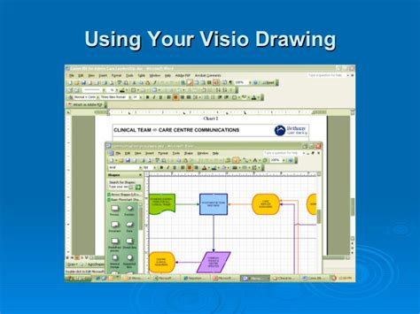 rotate visio drawing visio tutorial