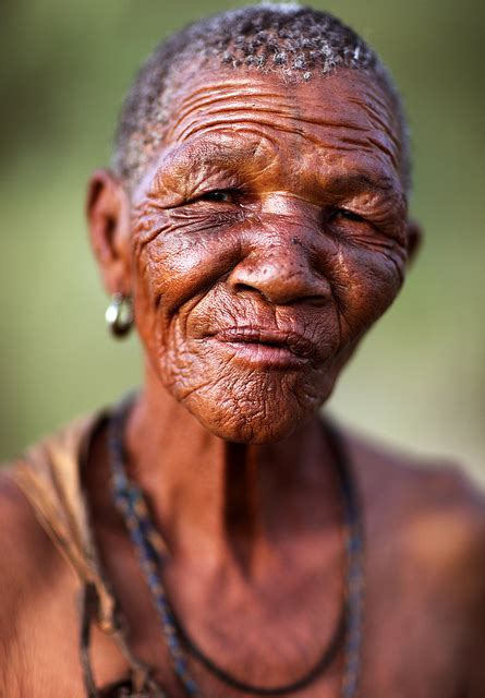 big older women african american old woman bushmen botswana deserts africans and face