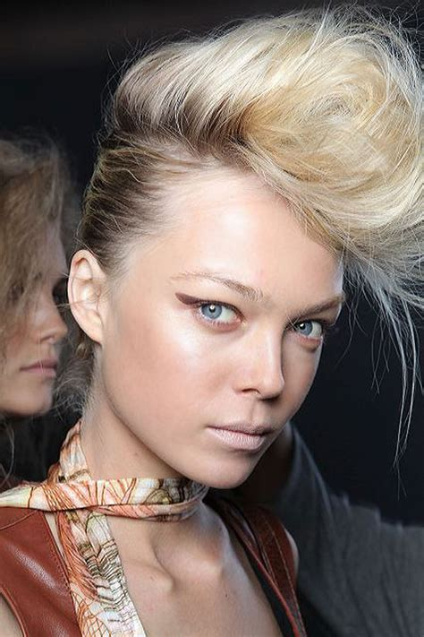 hair color trends springsummer 2013 spring summer 2013 hairstyle trends fashionisers