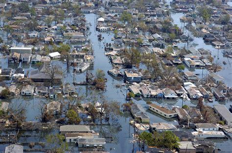 Louisiana Flood Maps by Alumna Experiences Katrina Aftermath Firsthand The Blue