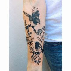 white tiger tattoo queenstown reviews pair of magpies by chloe mayes at white tiger tattoo