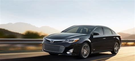 Toyota Avalon Sport 2015 Toyota Avalon Touring Sport Edition Officially
