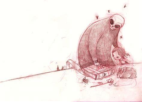 imagenes tumblr muerte carlos v 233 lez ilustrador libro que se muere 2