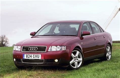 Audi A4 Model History by Audi A4 B6 2001 Car Review Honest John