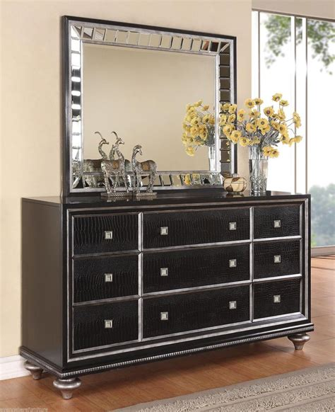 black bedroom dressers modern bedroom with black lacquer dresser johnfante