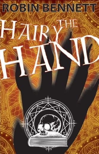 Just Books The Hairy Hand By Robin Bennett