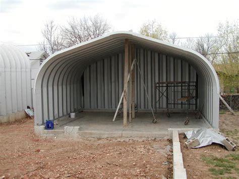 Building My Steel Garage