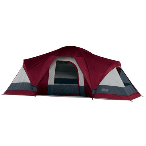 3 Room Family Dome Tent by Wenzel 174 Sycamore 3 Room Family Dome Tent 123444