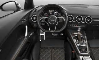 2016 audi tts roadster photos and info – news – car and driver