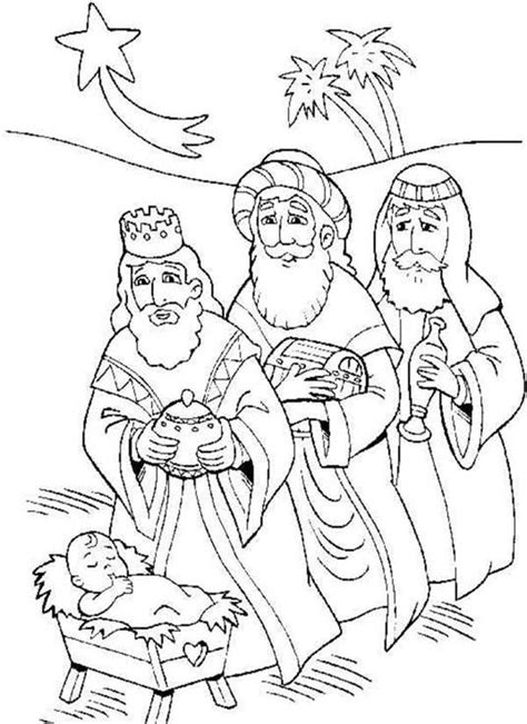three kings day coloring pages batch coloring