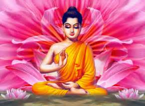 Buddha Lotus Buddha Pink Lotus By Vishnu108 On Deviantart