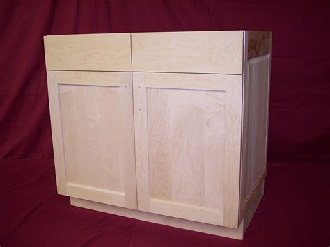 unfinished wood shaker cabinets custom handcrafted bathroom cabinets and furniture