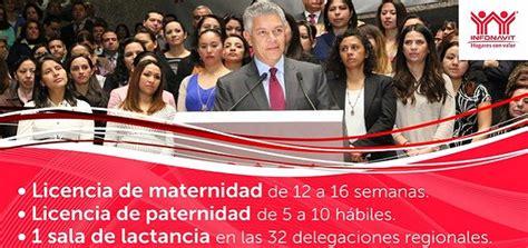 licencia de 4 meses por maternidad entra en vigencia a 218 ltimas noticias de latinoam 233 rica 7427784 ecodiario es