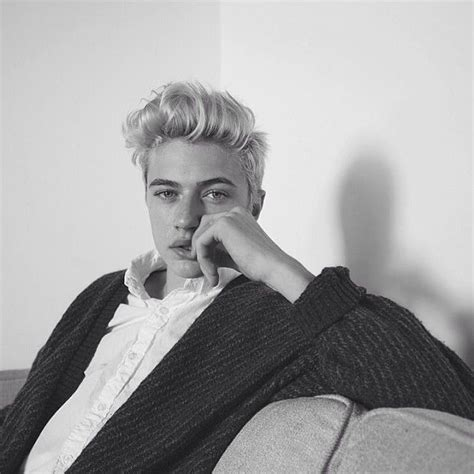 jack white pompador 118 best images about lucky blue smith on pinterest