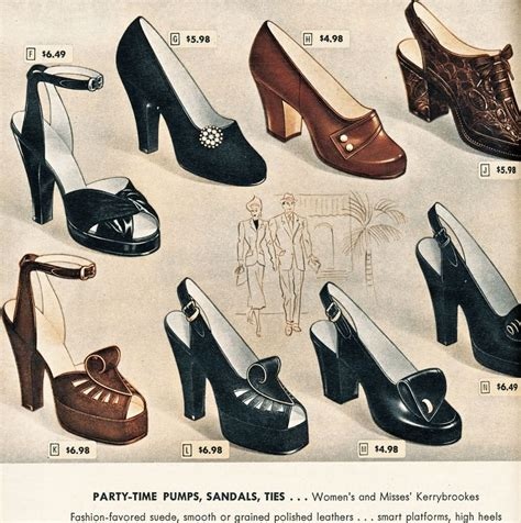1940s shoes 1940s capsule wardrobe lovebirds vintage